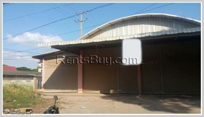 ID: 3382 - Warehouse near Settha hospital for rent