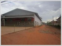 Warehouse for rent in town by main road close to South bus station for rent