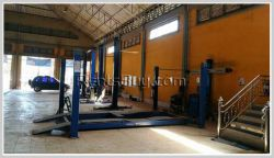 ID: 622 - Nice warehouse for rent near main road andn National University of Laos