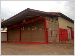 ID: 3684 - Warehouse & shophouses by main road for rent in Sikhottabong District