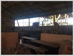 ID: 846 - Warehouse near Suanmone market for rent