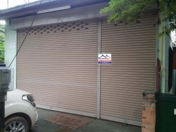 ID: 4506- Shop house by main road of 23 Singha road near Patuxay for rent