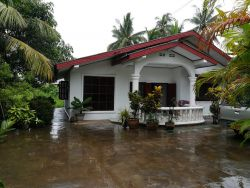 ID: 4108 - Adorable house with large garden near Lao ITIEC for rent